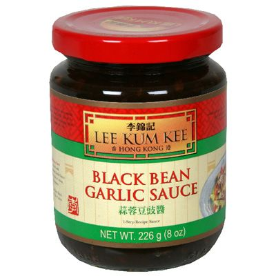Lee Kum Kee Black Bean Garlic Sauce ~* stir in a touch with seared ...