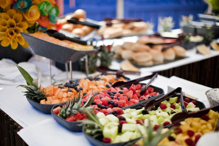 Enjoy the magnificent food display aboard Celebrity Cruises. Picture courtesy of Celebrity Cruises. #travel  #cruise #AAATravel