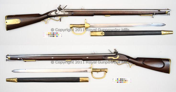 baker rifle - Google Search