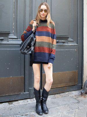 クールな色使いはパリジェンヌから伝授。クールタイプのモード系女子必見のコーデ☆参考にしたいスタイル・ファッションのアイデア♪