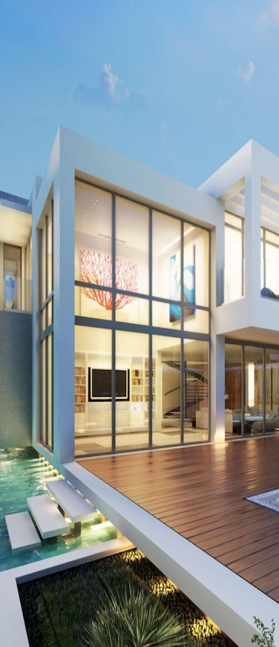 Best 20 modern exterior ideas on pinterest modern - Home exterior and interior designs ...