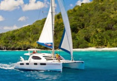 The Moorings- chartered private yachts in some of the worlds most gorgeous islands