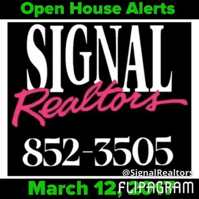 0 Likes, 1 Comments   Signal Realtors (@signalrealtorsnd) On Instagram: U201c. Open  HouseMake ...
