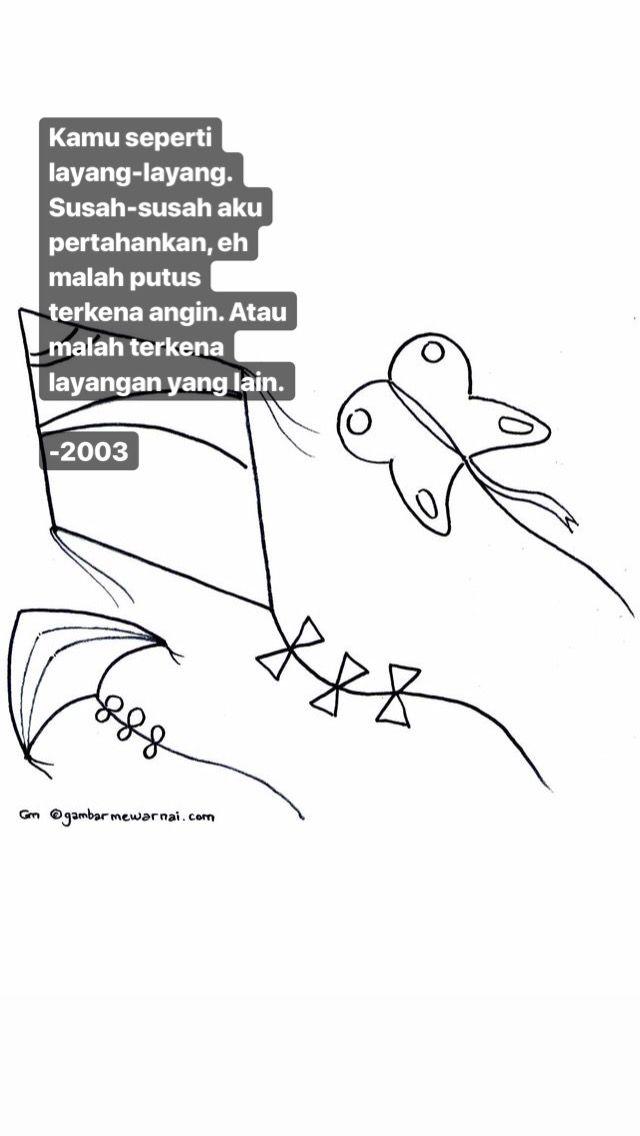 Pin Oleh Salad Buah Di 2003 Ungkapan Kutipan Cinta Kutipan