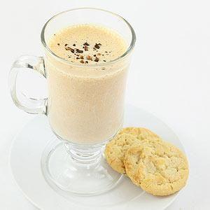 Spiced Bourbon Pumpkin Milkshake | Dessert | Pinterest