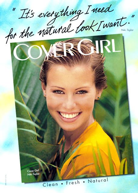 Top Models of the World.com: Niki Taylor (Ads)