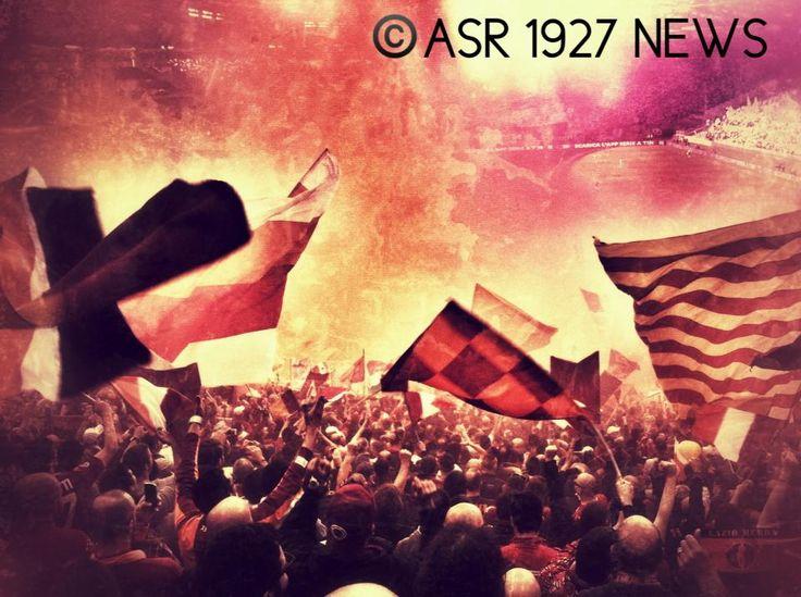 Curva Sud Roma - Roma vs.Lazio  http://asr1927news.blogspot.it/