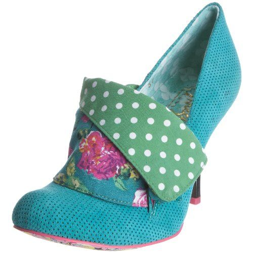 Irregular Choice shoes one of my favorite styles they have & always in fab color combos! - H. Scott