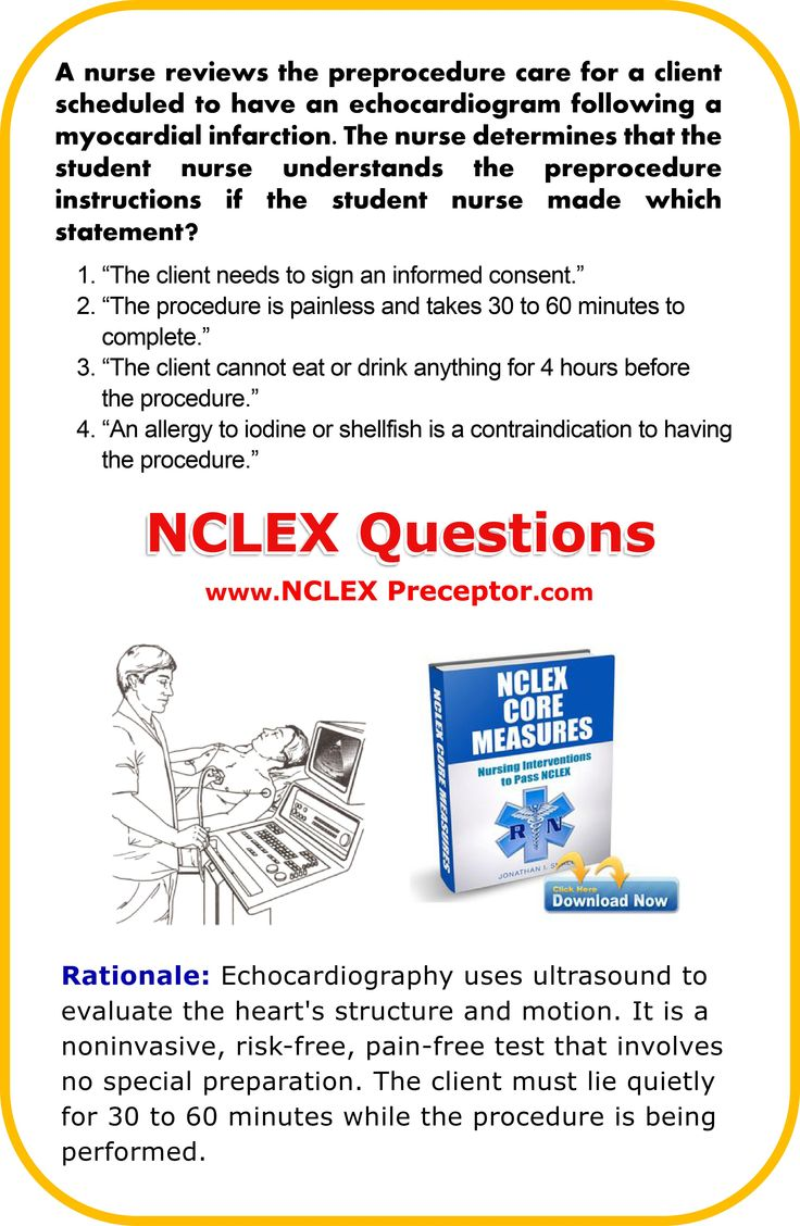 How to Study for NCLEX Exam | Free NCLEX RN Quizzes ...