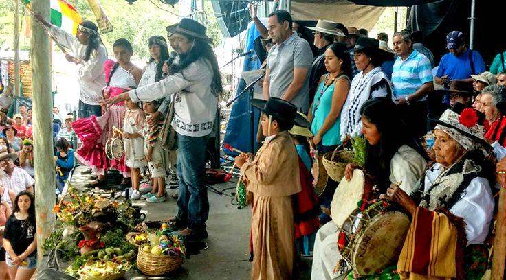 Pachamama Festival in Tucumán