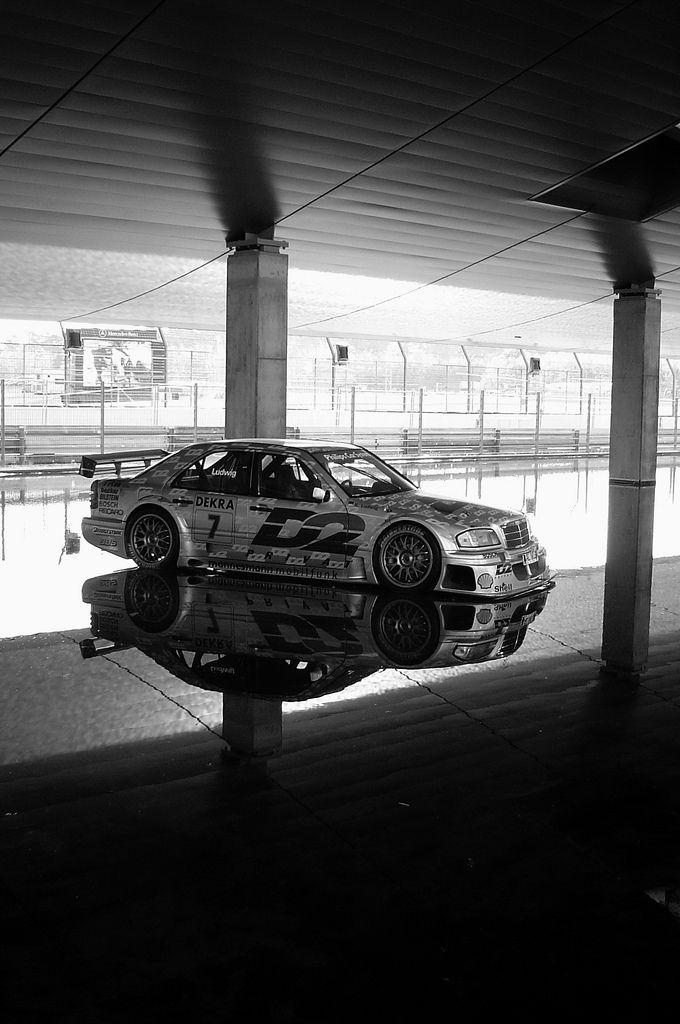 AMG Mercedes-Benz 190E DTM
