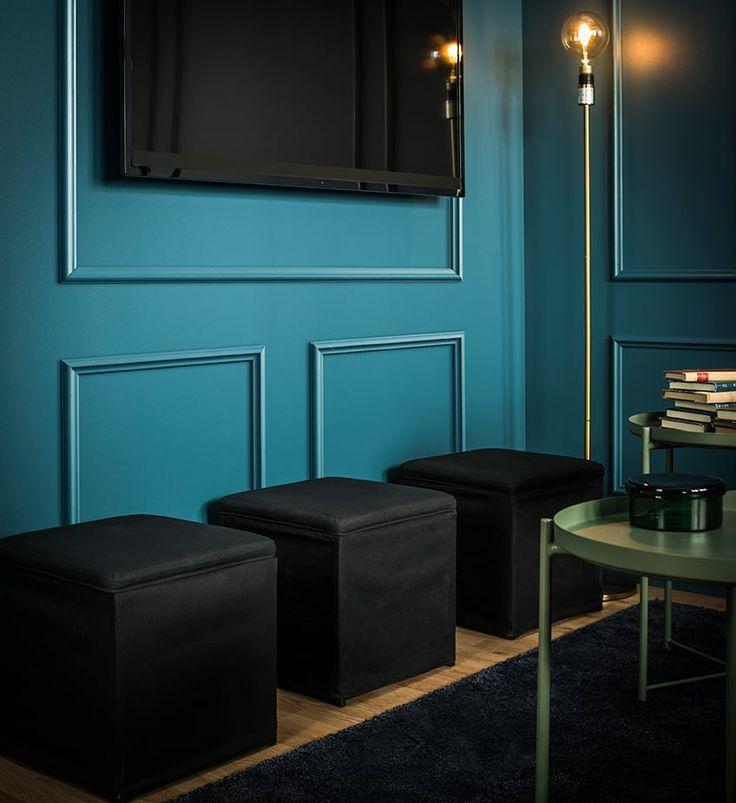 25 beste ideeà n over bud woonkamers op pinterest hal muren