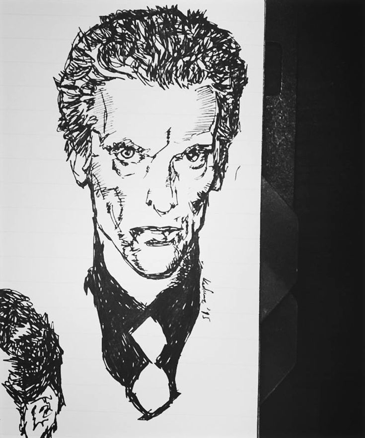 The Twelfth Doctor by gallifreyanninja.deviantart.com on @DeviantArt