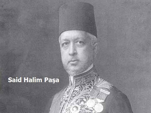 Said Halim Paşa'nın Sömürgecilik Eleştirisi Üzerine