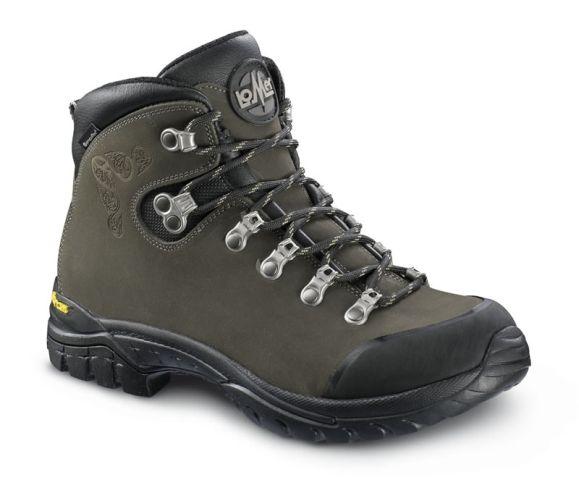 Стабилни дамски алпийски трекинг обувки Lomer Chamonix Tatoo Lady STX с водонепромокаема и дишаща мембрана