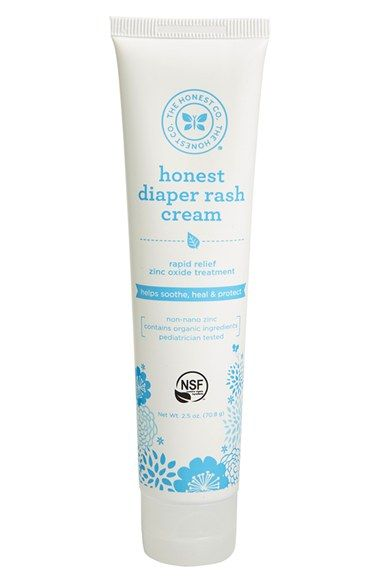 The Honest Company Diaper Rash Cream available at #Nordstrom