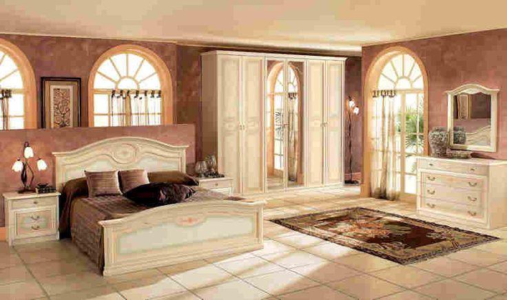 Camera da letto classica CLIVIA