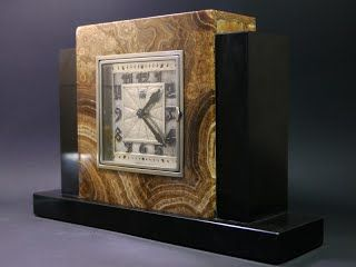 1920 was the Start of the production of the electric clock with name ATO by  Léon Hatot acquires Bredillard(artdecoceramicglasslight.com, 2017)
