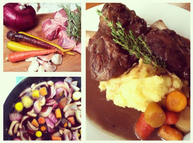 Bbc Good Food Braised Lamb Shanks