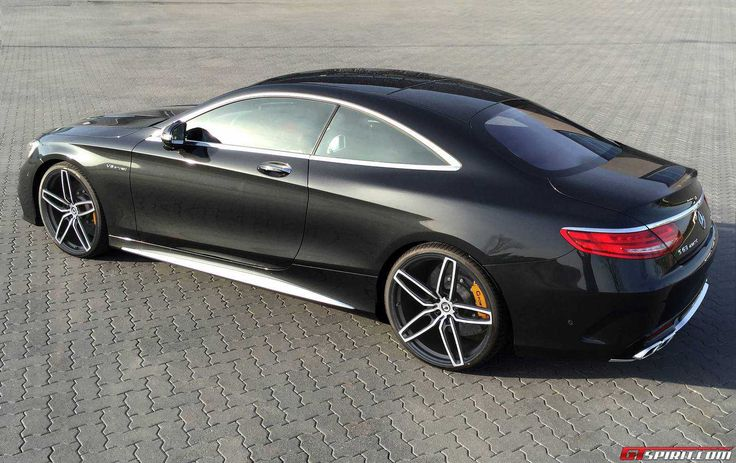 G-Power Mercedes-Benz S63 AMG Coupe