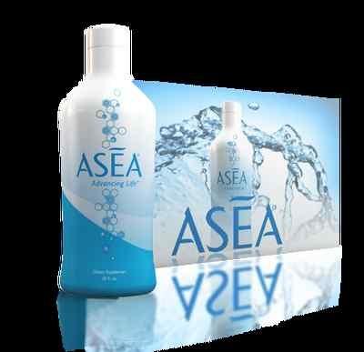 ASEA REDOX SIGNALING WATER