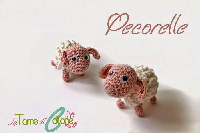 Dony's Creations   by Donatella Saralli : SAL Presepe 2^ edizione_ 8^ personaggio _ PECORELL...