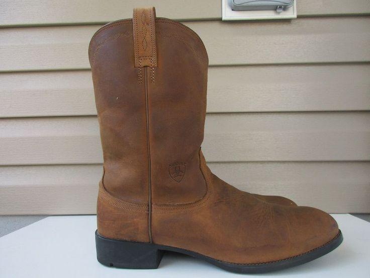 Zapatos marrones con velcro Ariat para mujer 1xQQ1