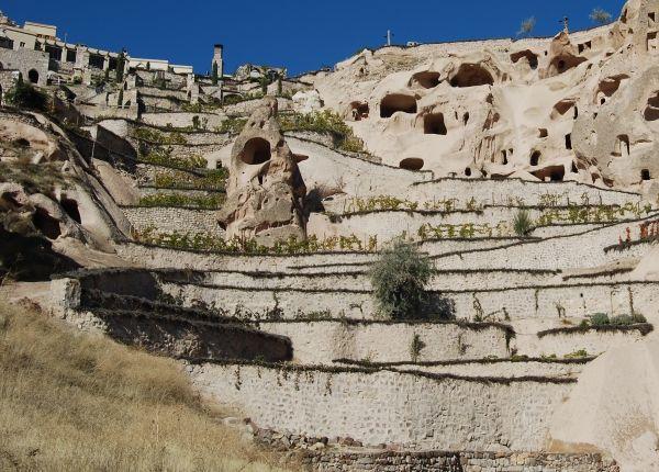 Exploring Pigeon Valley in Cappadocia Turkey : Walking and Trekking