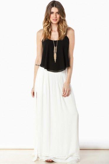 Lexie Maxi Skirt
