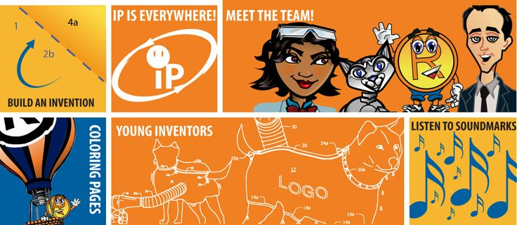 http://www.uspto.gov/kids/kids.html  US Patent Office with info and activities about inventing stuff. Kids and Teen sections.