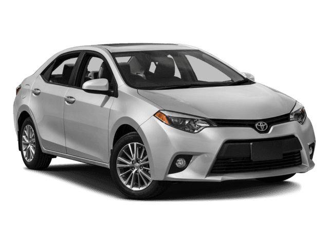 2016 Toyota Corolla LE Silver