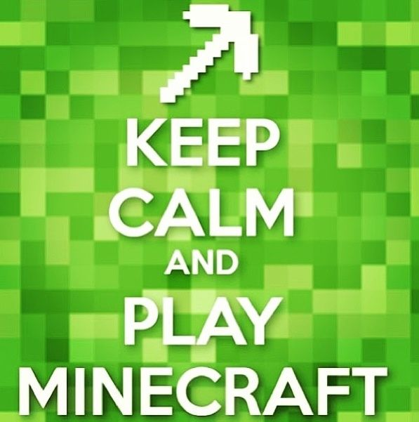 The amazing game................. Just play. Have fun. Enjoy the game. #minecraft