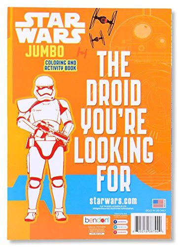 Star Wars Coloring Books are a great way for kids to learn the story of the saga. Checkout these handpicked selections of our favorite Star Wars coloring books. http://starwarsbackpack.com/star-wars-coloring-book/