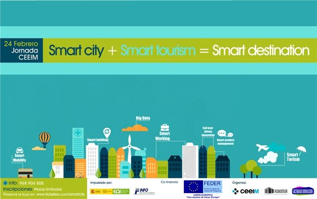 Tecnología 'Made in Murcia' para proyectos Smart City y Smart Tourism