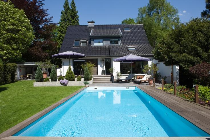 schwimmbad fuer garten schwimmbadbau in duisburg pinterest. Black Bedroom Furniture Sets. Home Design Ideas
