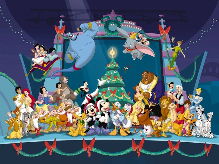 405 best Disney christmas images on Pinterest | Disney christmas ...