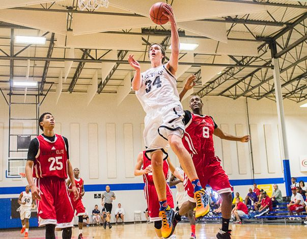 Five-star center Stephen Zimmerman talks USA Basketball, finalists ...