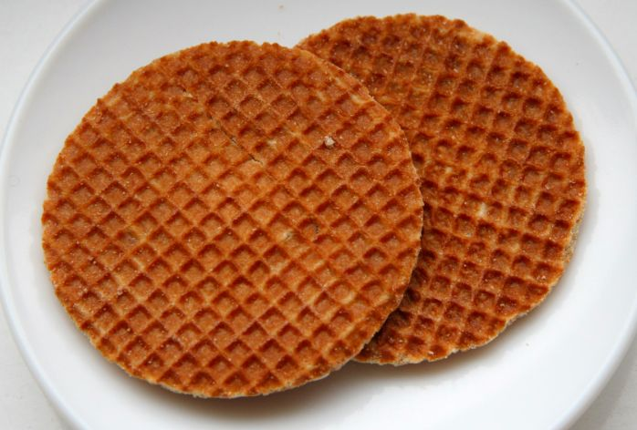 Stroopwafels are a authentic Dutch product - Made in Holland