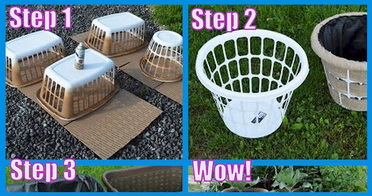 13 Clever Uses For Cheap Laundry Baskets