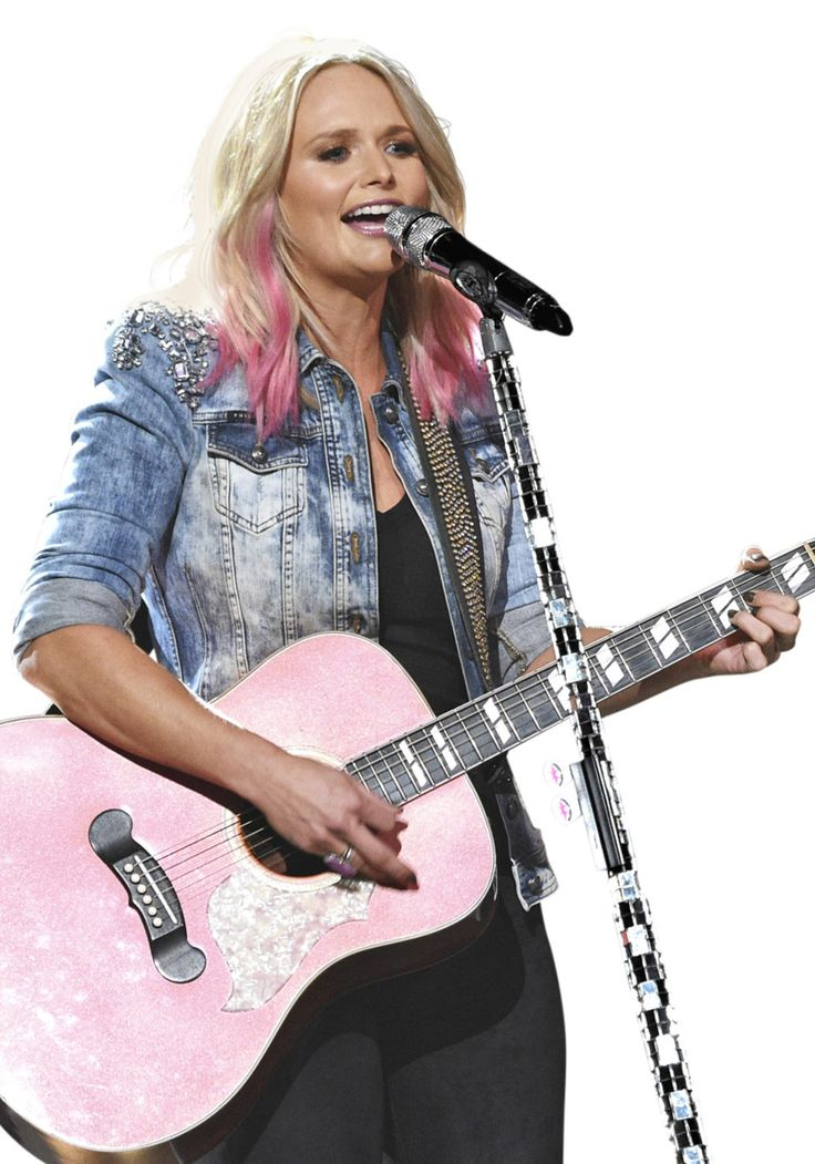 """Miranda Lambert's latest album, The Weight of These Wings (out November 18), may be the first she's released since her split from Blake Shelton, but that doesn't mean it's 24 songs all about heartbreak. Instead, the double album is full of Miranda's classic brassy sound—one of my favorite tunes, """"Pink Sunglasses,"""" is about cheap specs that make her world look brighter—as well as refreshing honesty about her ex. No matter what Miranda is going through, she'll always be a badass who can sing."""