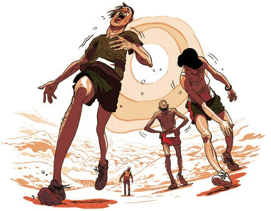 Frank Stockton Illustration