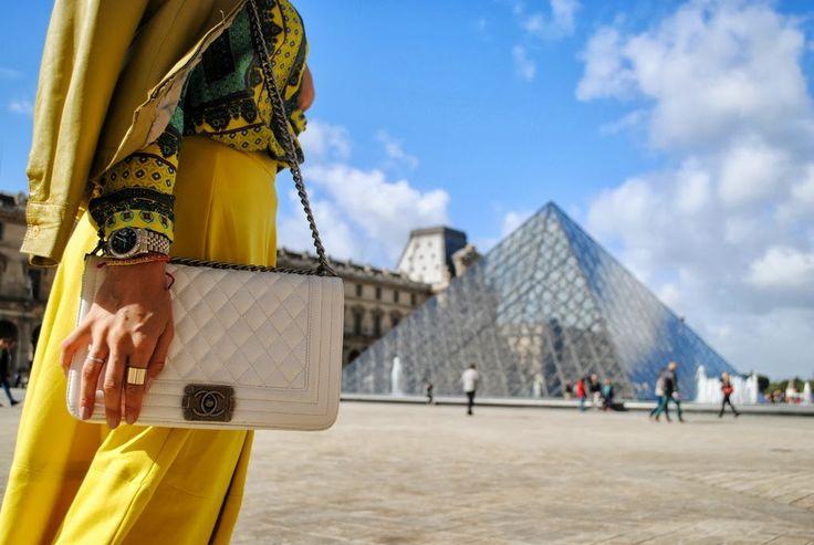 Culture & Trend: Le Louvre #2