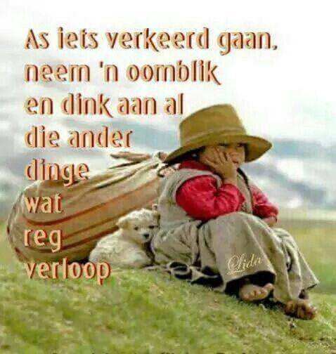 ♥ Afrikaans