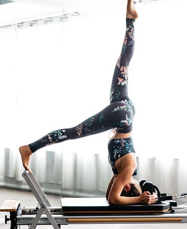 Getting there...! Image via Fluidform Pilates. Yoga Fitness - http://amzn.to/2hmQneS