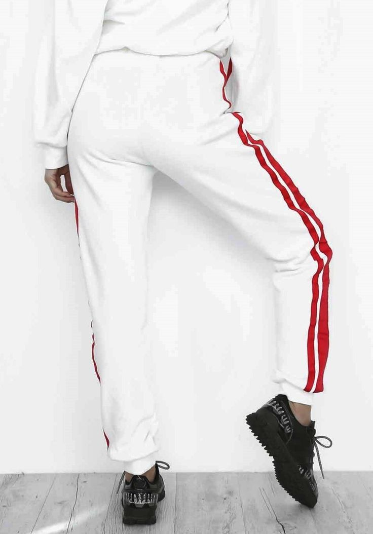I.AM.GIA - Striker Pant White