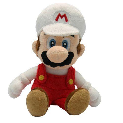 Pour les futurs geeks, une peluche de l'univers #Mario !