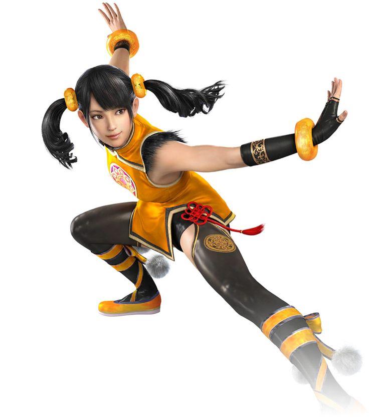 Ling Xiaoyu from Tekken Mobile