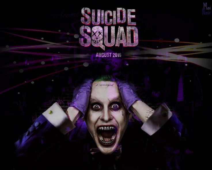 Suicide Squad Movie 2016 Trailer Song - I Started a Joke by Bee Gees (Ly...