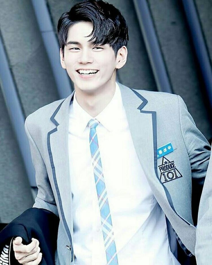 Ong Seongwoo (Fantagio Entertainment)