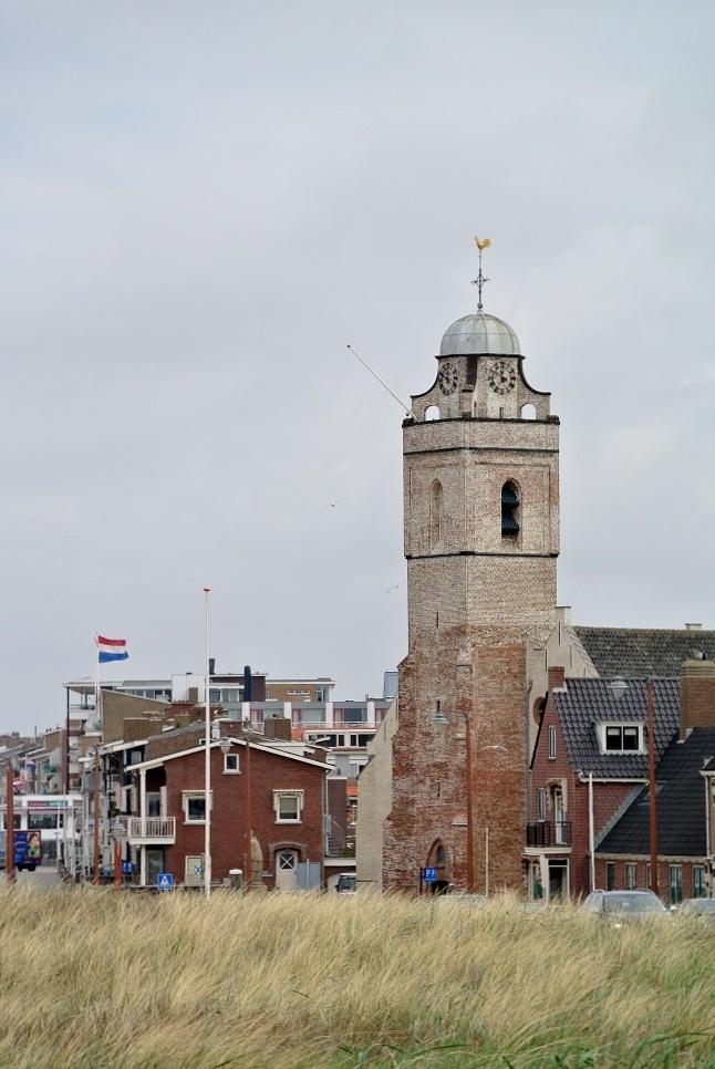 Boulevard, Katwijk aan Zee.